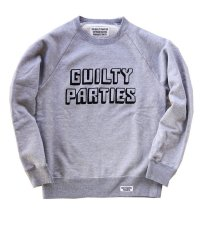 WACKOMARIA WASHED HEAVY WEIGHT CREW NECK SWEAT SHIRT (GP LOGO)