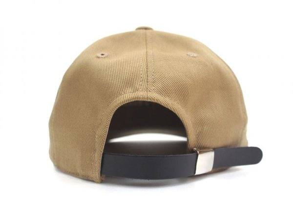 "画像4: FLAGSTUFF COTTON CAP""CROSS LOGO"" CAP BEIGE"