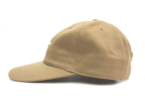 "画像3: FLAGSTUFF COTTON CAP""CROSS LOGO"" CAP BEIGE"