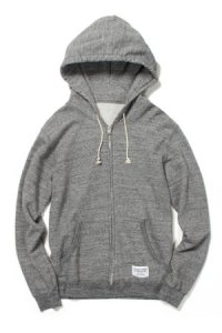 WACKOMARIA FULL ZIP HOODED  maria gray