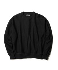 F-LAGSTUF-F Flat seam HEAVY SWEAT(NO PRINT)
