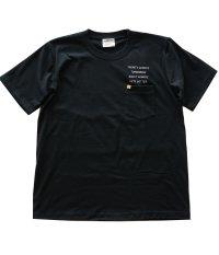 Kiruto ポケットTシャツ blk きっと素敵な〜