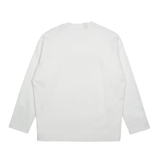 画像2: N'HOOLYWOOD LONG SLEEVE T-SHIRT white