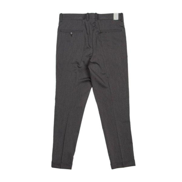 画像2: N'HOOLYWOOD 192-PT02-044 pieces  PANT gray