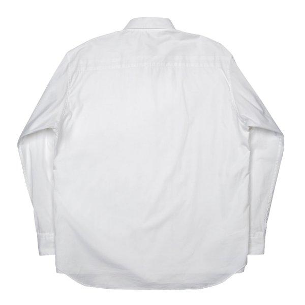 画像2: N'HOOLYWOOD w SHIRT white