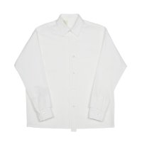 N'HOOLYWOOD OXFORD SHIRT white