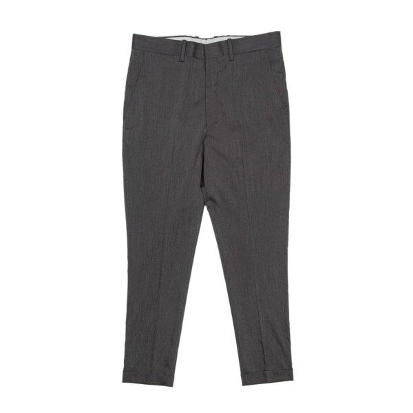 画像1: N'HOOLYWOOD 192-PT02-044 pieces  PANT gray