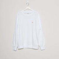 SEA SWEAT SHIRT WHITE