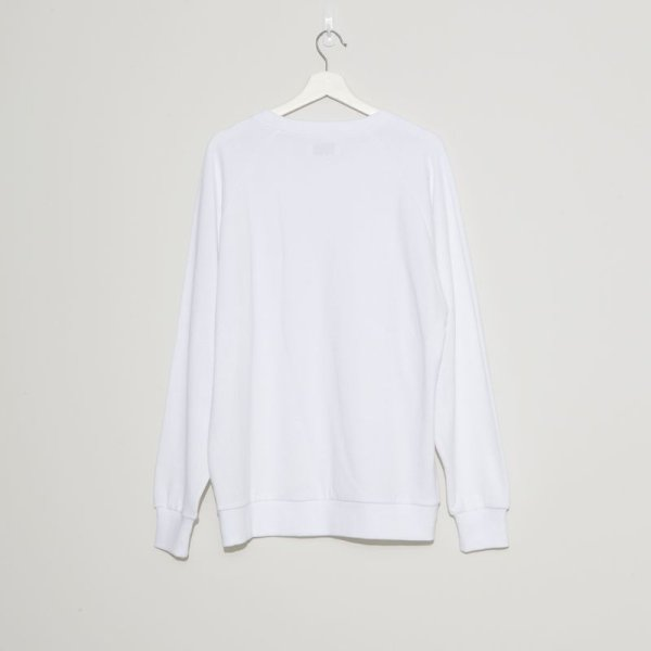 画像2: SEA SWEAT SHIRT WHITE