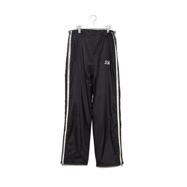 画像2: WIND&SEA WDS SIDE ZIP NYLON PANTS