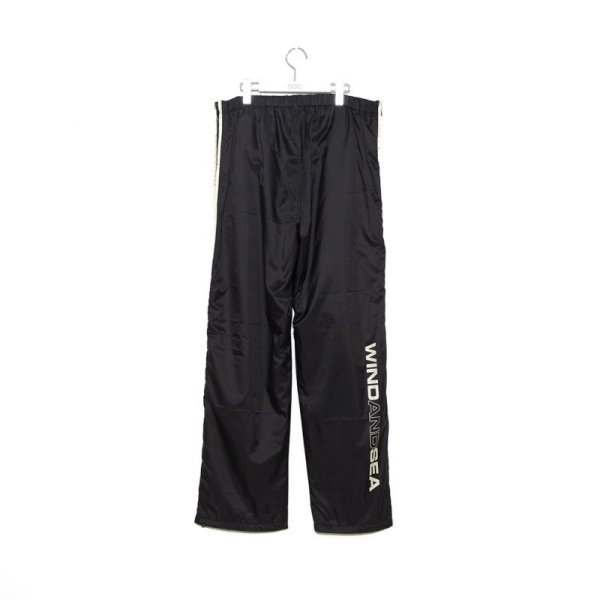 画像1: WIND&SEA WDS SIDE ZIP NYLON PANTS