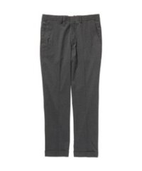 N.HOOLYWOOD SLIM TAPERED SLACKS gray