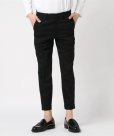 画像6: N.HOOLYWOOD SLIM TAPERED SLACKS black