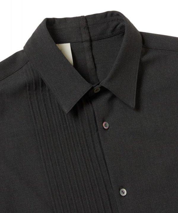 画像2: N'HOOLYWOOD PLEATED DRESS SHIRT
