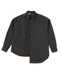 N'HOOLYWOOD PLEATED DRESS SHIRT