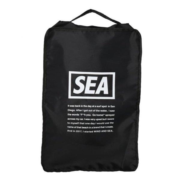 画像1: WIND AND SEA WDS TRAVEL POUCH (LARGE)