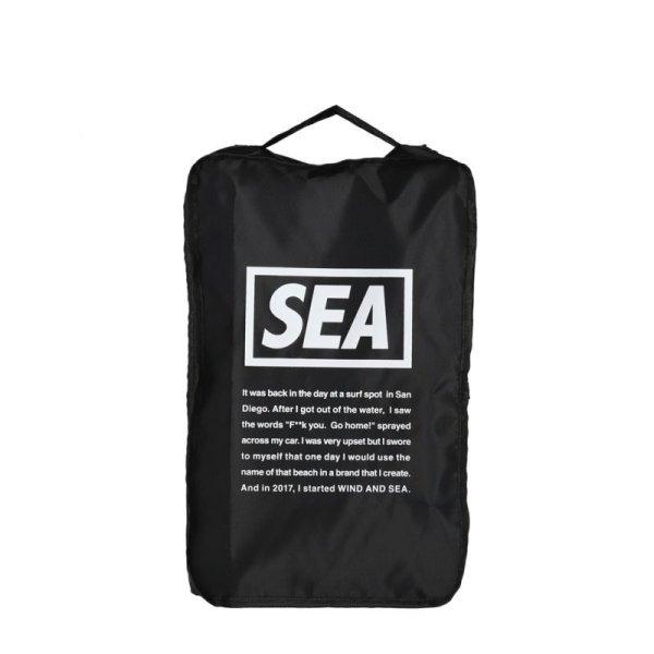 画像1: WIND AND SEA WDS TRAVEL POUCH (MEDIUM)