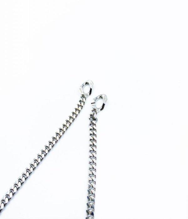 画像4: AMP JAPAN Thin Chain Link Long NC