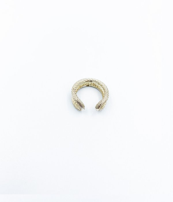 画像1: AMP JAPAN EAR CUFF Guilloche EC