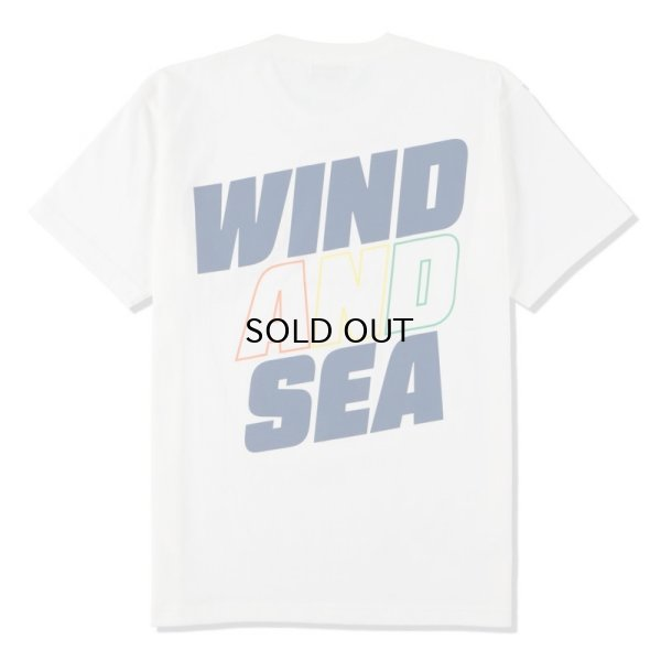 画像1: WIND AND SEA / Juicy-fresh T-SHIRT / white