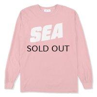 WIND AND  SEA (sea-alive) L/S T-SHIRT