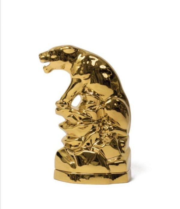 画像2: WACKOMARIA PANTHER INCENSE BURNER  / gold