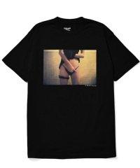 MINE DENIM  Davide Sorrenti × Stie-lo Unknown Nude T-SH BLK