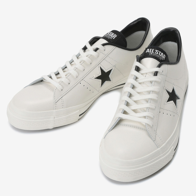 a62558b4a632 CONVERSE ONE STAR LEATHER -Made in Japan-  ONE STAR J